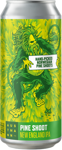 Pine Shoot - New England IPA (24*44cl Cans)