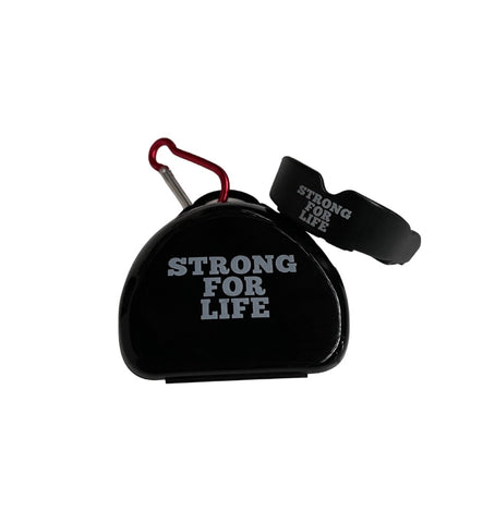Strong For Life mouthguard