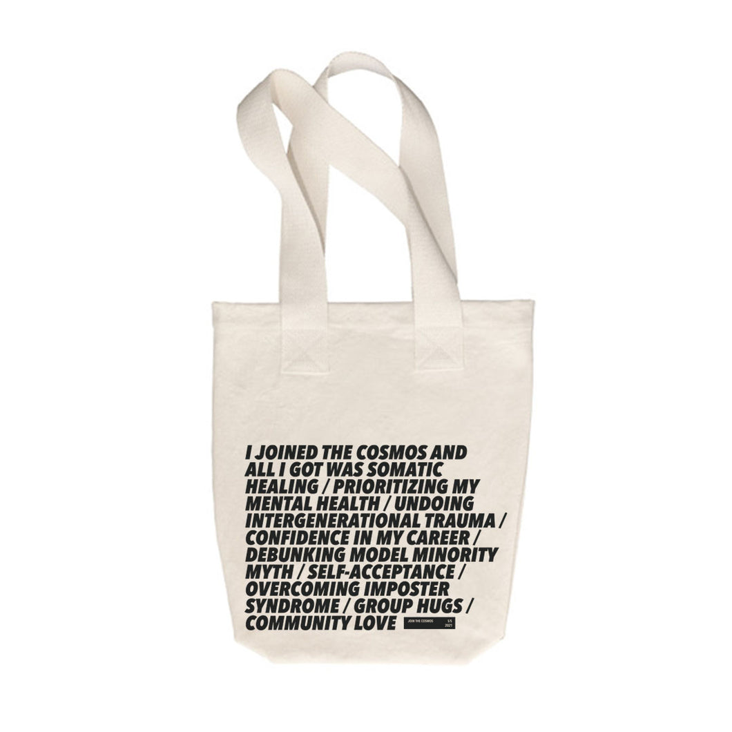 The Cosmos Daily Tote