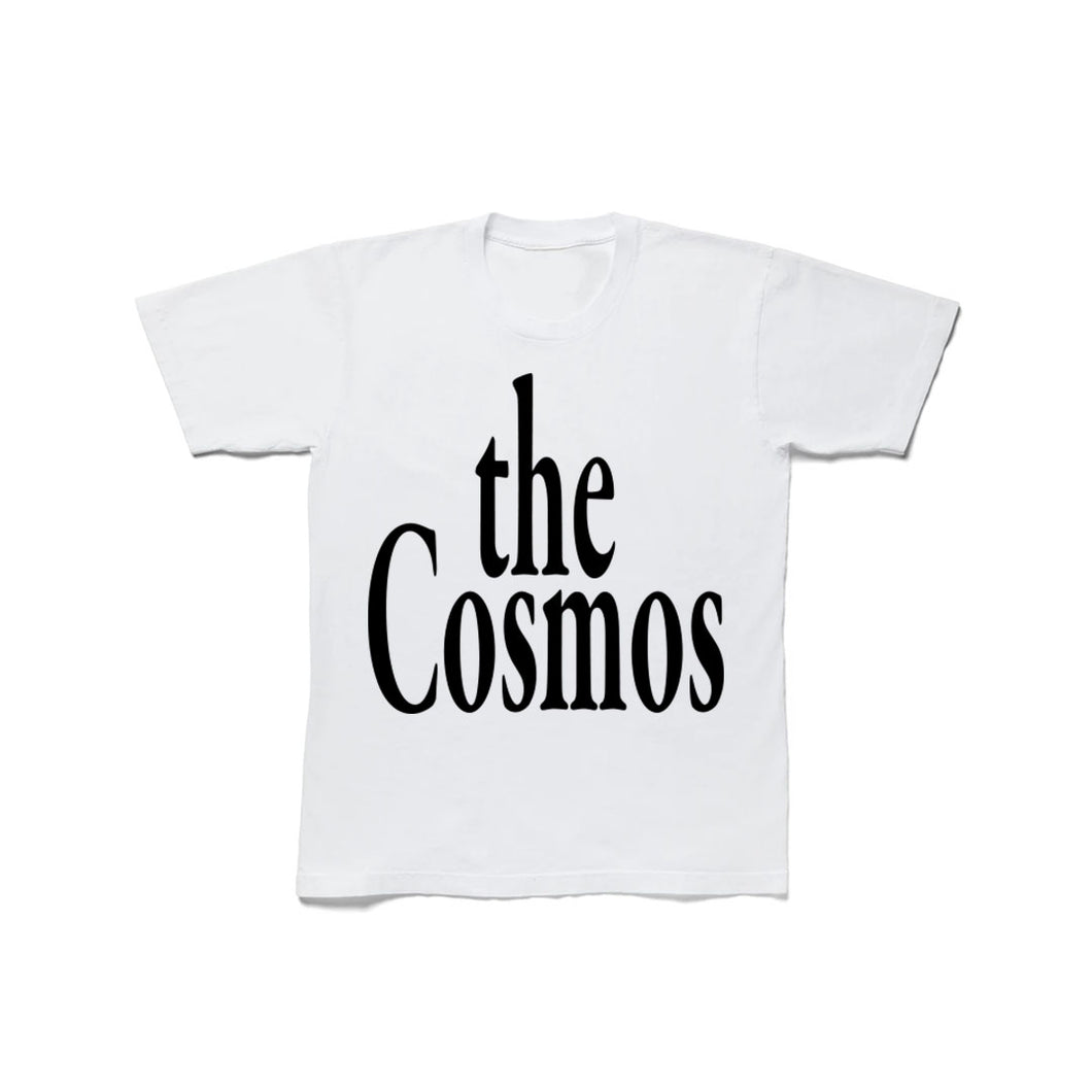 The Cosmos Statement Tee (White)
