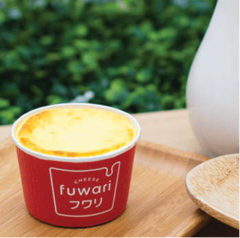 Fuwari Cheese Cup (6pcs)