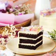 Load image into Gallery viewer, Velvet Bloom Cake