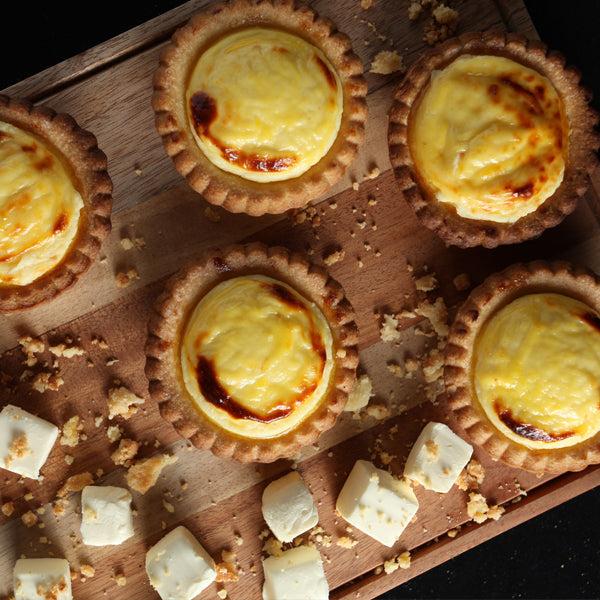 Signature Cheese Tart (6pcs)