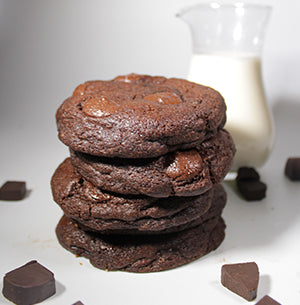 Double Chocolate Cookie (6pcs)