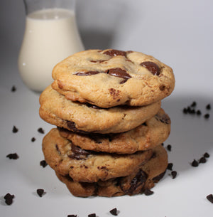 Milk Chocolate Cookie (6pcs)