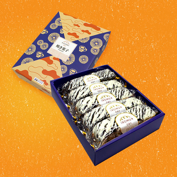 Banana Oreo Yakigashi (box of 5)