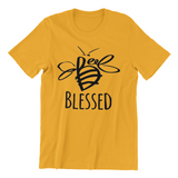 Christian T-Shirt - BE BLESSED