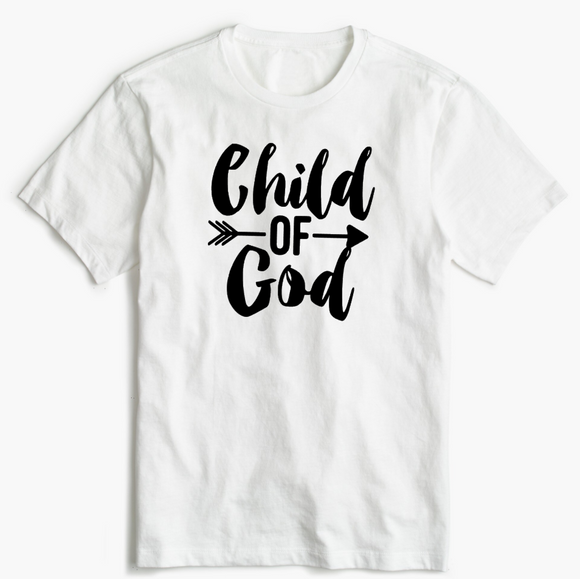 Christian T-Shirt - Child of God