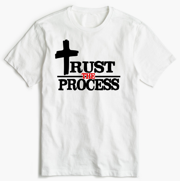 Christian T-Shirt - Trust the Process
