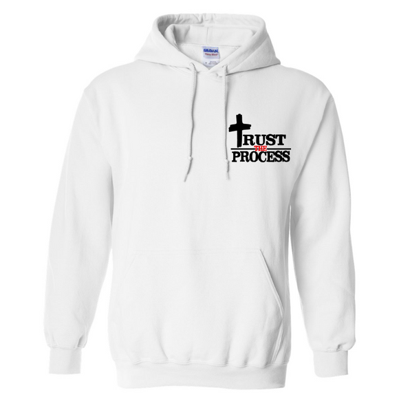 Woke For Jesus Premium Hoodie | Trust the Process