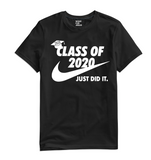 JUST DID IT GRADUATION T Shirts / Mask as an option