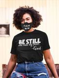 Be Still And Trust - God