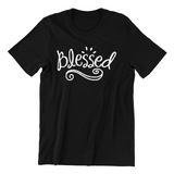 Christian T-Shirt - BLESSED