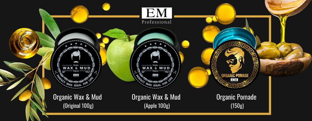 EM Pro Hair Care Products