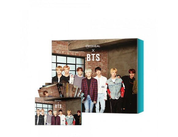 Mediheal - BTS Soothing Care Special Set 10-pack (LIMITED EDITION)