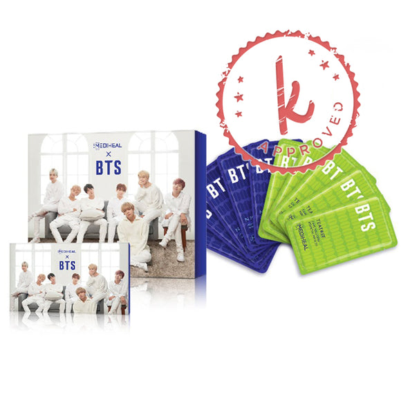 Mediheal - BTS Hydrating Care Special Set 10-pack