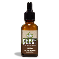 Cheef Botanicals Full Spectrum CBD Oil 3000mg