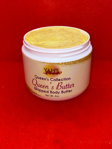 Queens Whipped Body Butter