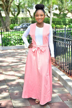Load image into Gallery viewer, Pink Dress Skirt - Modestapparels