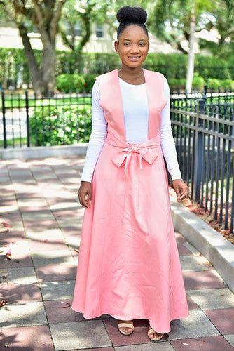 Pink Dress Skirt - Modestapparels