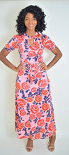 Load image into Gallery viewer, Floral 2 Dress - Modestapparels