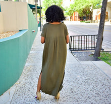 Load image into Gallery viewer, Olive Dress