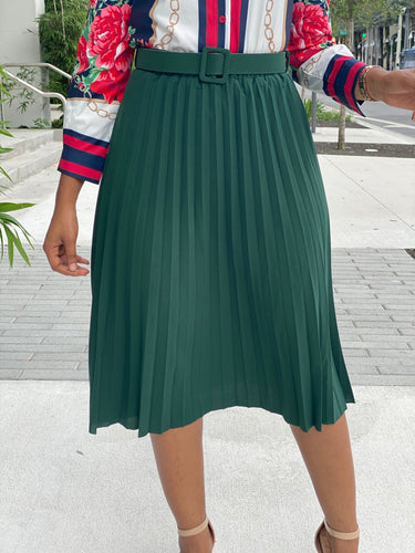 Pleated skirt 4 - Modestapparels