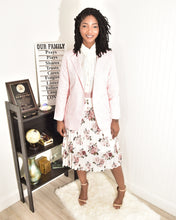 Load image into Gallery viewer, Pink Blazer - Modestapparels