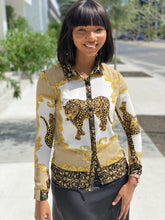 Load image into Gallery viewer, Animal kingdom blouse - Modestapparels