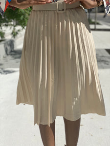 Pleated skirt 1 - Modestapparels
