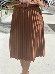 Pleated skirt 2