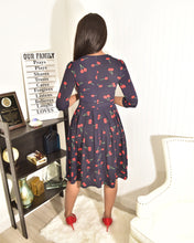 Load image into Gallery viewer, Cherry dress - Modestapparels