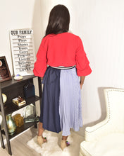 Load image into Gallery viewer, Mix design skirt - Modestapparels