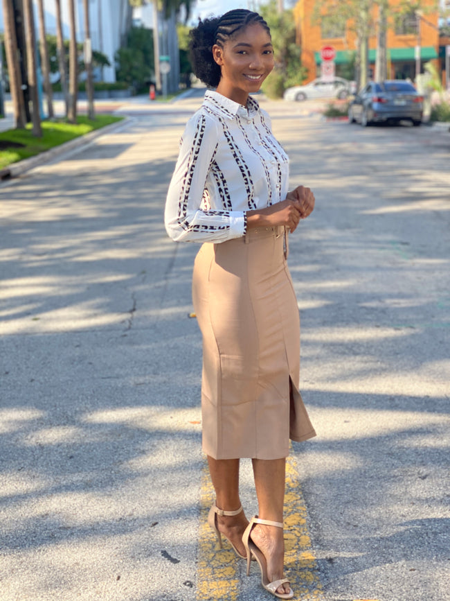 Office two piece set - Modestapparels