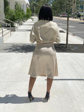 Load image into Gallery viewer, Satin skirt 4