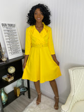 Load image into Gallery viewer, Yellow dress