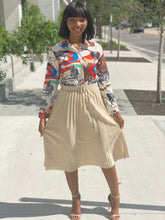 Load image into Gallery viewer, Pleated skirt 1 - Modestapparels