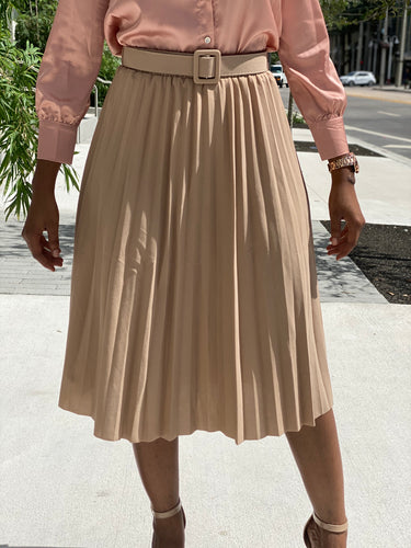 Pleated skirt 5 - Modestapparels
