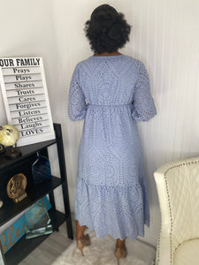 Zion advent dress