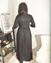 Load image into Gallery viewer, Black glitter dress - Modestapparels