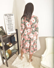 Load image into Gallery viewer, Flower dress 1 - Modestapparels