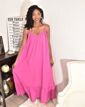Load image into Gallery viewer, Pink Sunny Dress - Modestapparels