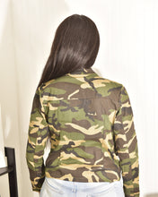 Load image into Gallery viewer, Army blouse - Modestapparels