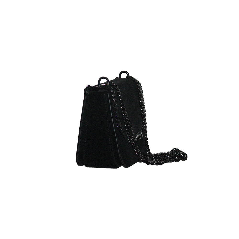 Stella McCartney Falabella Box Velvet
