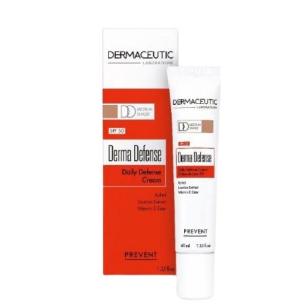 Dermaceutic Derma Defense SPF50 Medium tint - 40ml