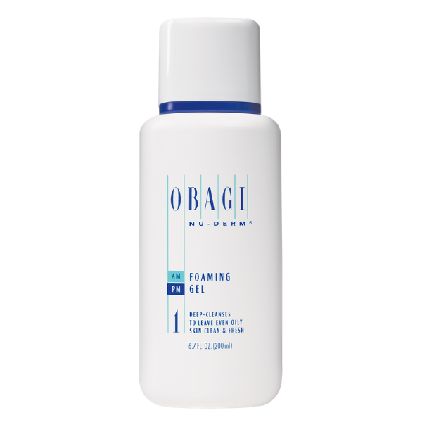 Obagi Nu-Derm Foaming gel – 200ml