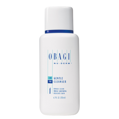 Obagi Nu-Derm Gentle cleanser – 200ml