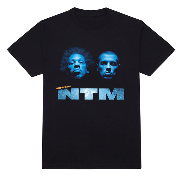 T-shirt Suprême NTM - Blue Face