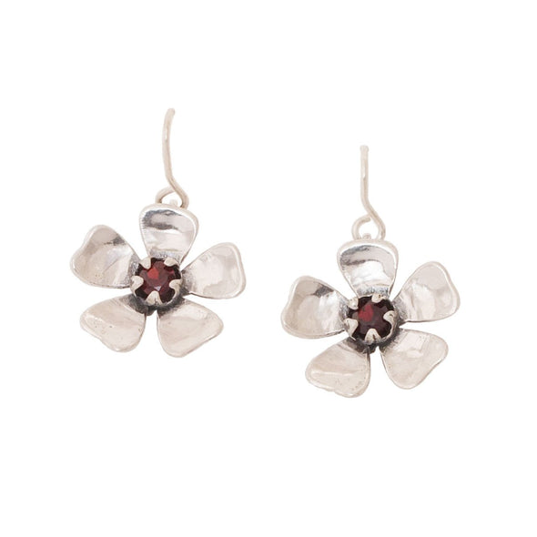 Mānuka Flower Earrings | Jewellery nz | Redmānuka