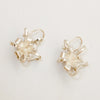 Ti Kouka Silver Flower Earrings